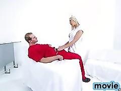 TS Aubrey loves having fun with big cock